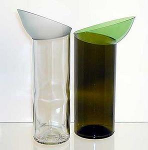 das weihnachtsportal basteln dekorieren tipps zu weihnachten flaschen als vase. Black Bedroom Furniture Sets. Home Design Ideas